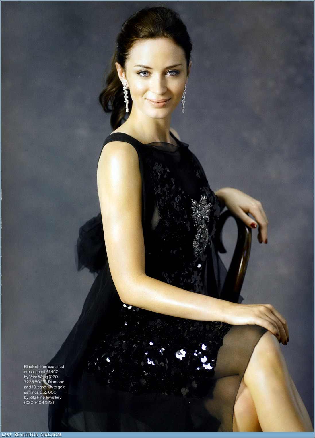 InStyle - Emily Blunt ...