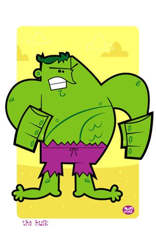 Incredible Hulk