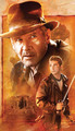 Indy 4 Comic Cover Art - indiana-jones photo