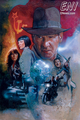 Indy IV Comic Cover Art - indiana-jones photo
