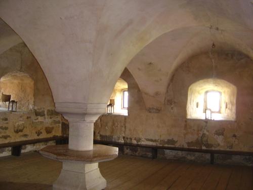 Inside Glimmingehus