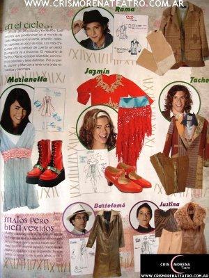 Inside the magazine...