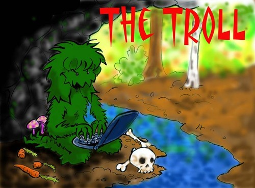 Internet Troll - atsof Photo