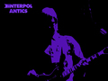 Paul - interpol wallpaper