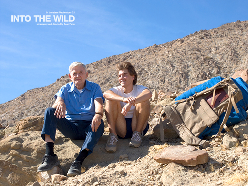 Into the Wild वॉलपेपर entitled Into the Wild