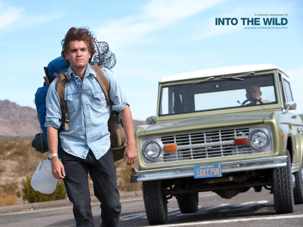 in to the wild Chris mccandless into the wild book the book 'into the wild' is based on a true story of christopher j mccandless, a well educated and able young man from a good family who chased after his dreams and ambitions.