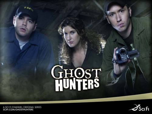 Ghost Hunters wallpaper titled Investigators