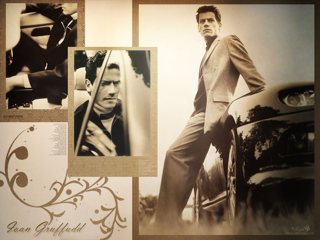 Ioan Gruffudd - Photos Hot