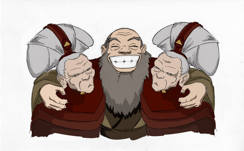 Iroh and Li... ou is it Lo?