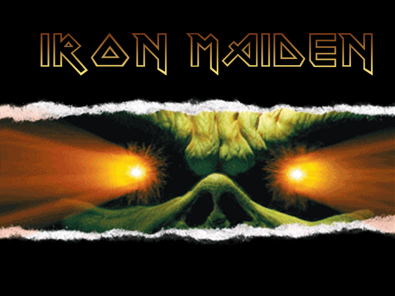 iron maiden wallpapers. Iron Maiden