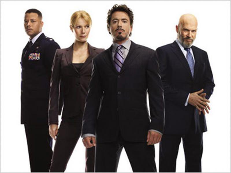 Iron Man cast - Iron Man Photo (299026) - Fanpop