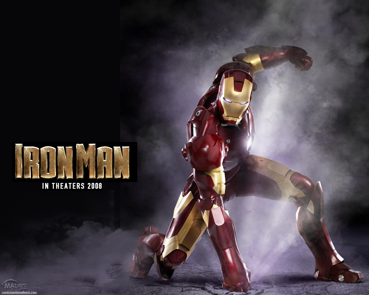 Iron Man - Wallpaper