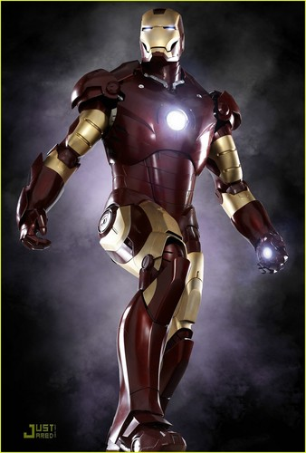 robert_downey_jr. wallpaper entitled Iron Man