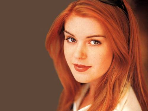 Isla - isla-fisher Wallpaper