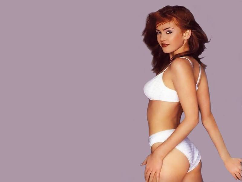 isla fisher wallpaper. Isla - Isla Fisher Wallpaper