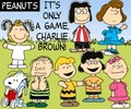 It's Only a Game - peanuts fan art