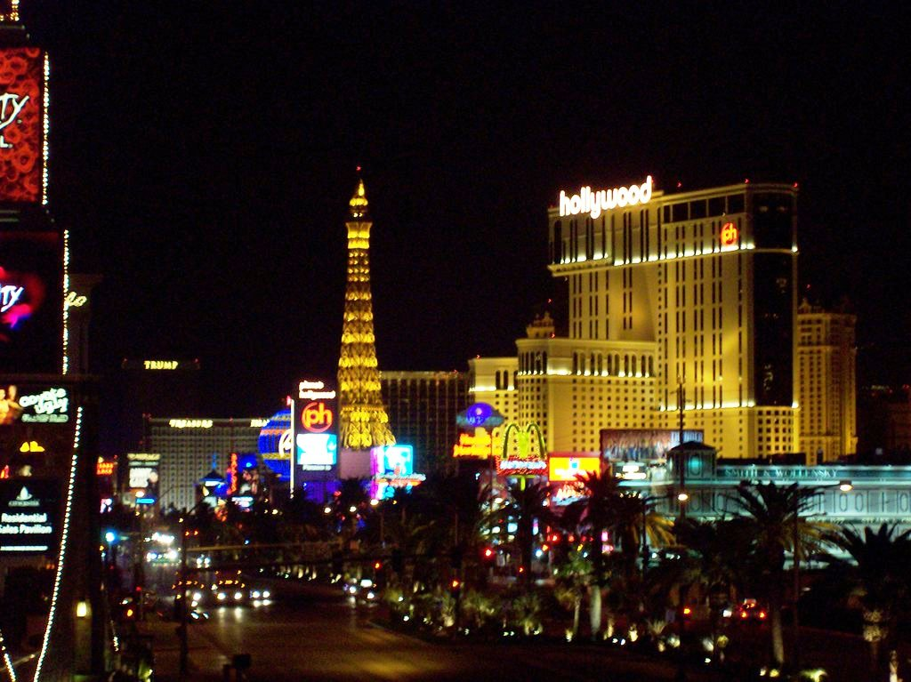 Las Vegas Images The Strip From Ny Ny Hd Wallpaper And