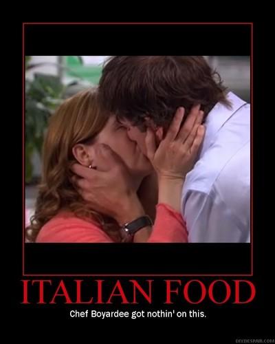 Italian pagkain