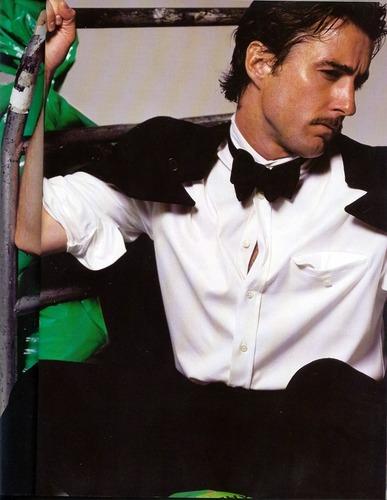 Italian Vogue September 2003