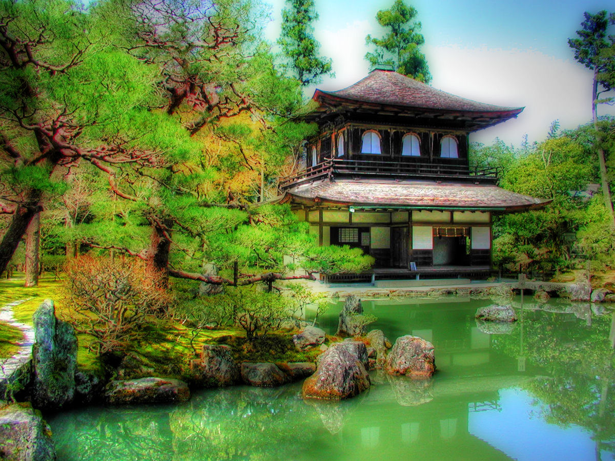 Japan images japan landscape hd wallpaper and background for Beautiful house hd image
