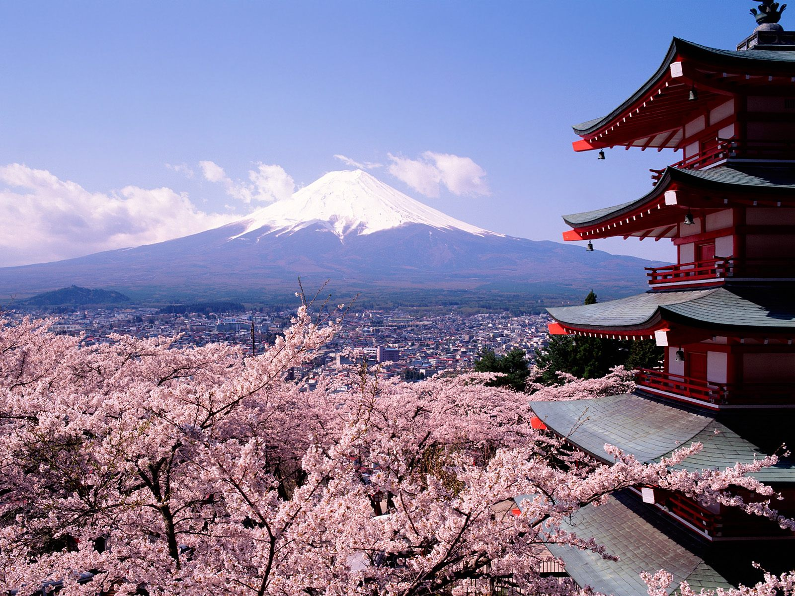 JAPAN LANDSCAPE - Japan Wallpaper (419442) - Fanpop