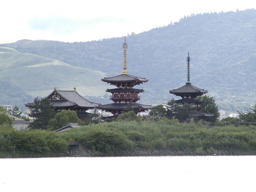 Japan karatasi la kupamba ukuta entitled JAPAN LANDSCAPE