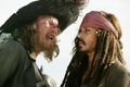 Jack Sparrow & other pirates