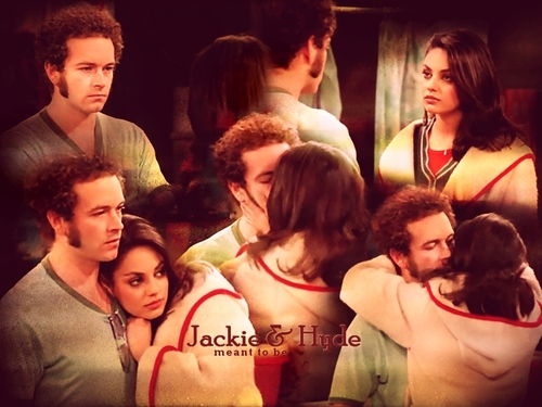 Jackie and Hyde - that-70s-show Wallpaper