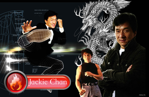 Jackie chan wallpaper