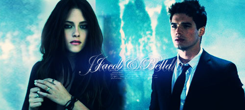 Jacob & Bella Banners