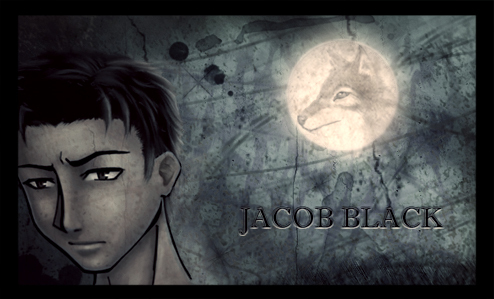 Jacob Black wallpaper called Jacob Black