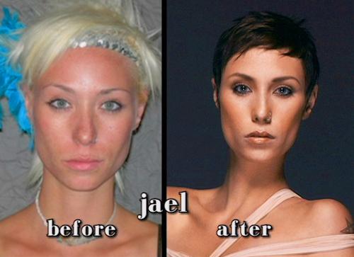America's Next Top Model wallpaper entitled Jael