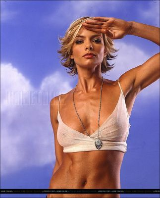 Actresses images Jaime Pressly wallpaper and background photos
