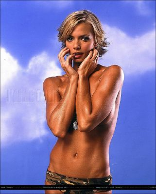 atrizes wallpaper entitled Jaime Pressly