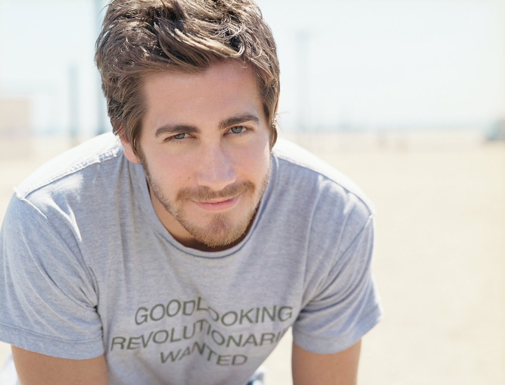 Hottest actors jake gyllenhaal