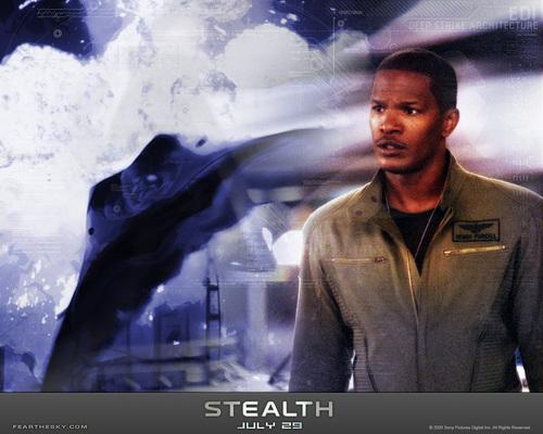 Jamie Foxx (Stealth)