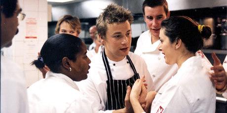 Jamie's cuisine