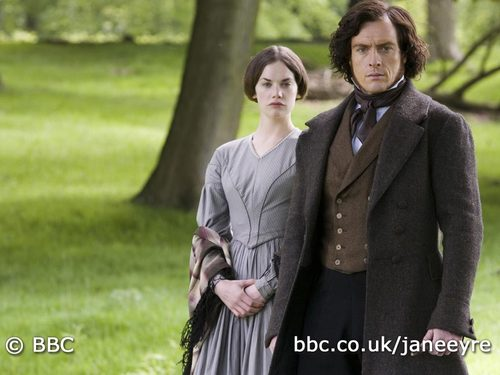 Book to Screen Adaptations wallpaper entitled Jane Eyre