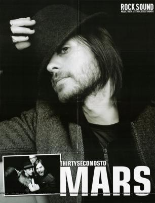 30 secondes to Mars fond d'écran entitled Jared Leto