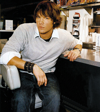 jared padalecki wallpaper titled Jared Padalecki