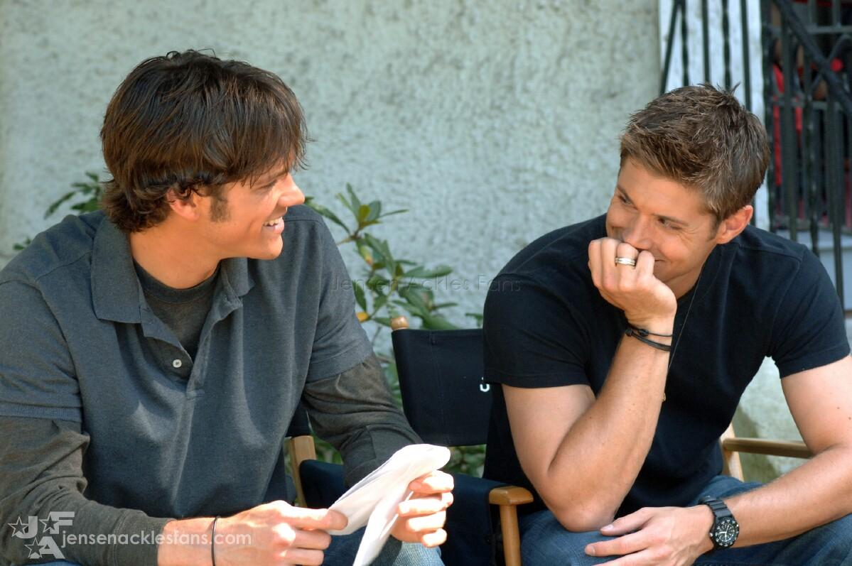 Jared And Jensen Supernatural Photo 463778 Fanpop