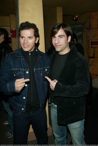 Jason & John Leguizamo