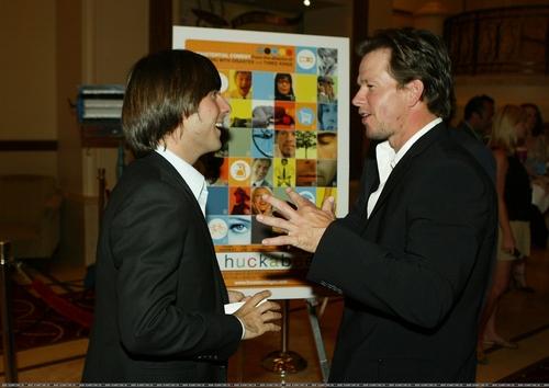 Jason & Mark Wahlberg