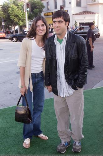 Jason & Selma Blair
