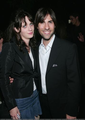 Jason & Zooey Deschanel