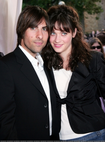 Jason & Zooey Deschanel