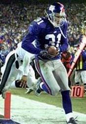 Jason Sehorn 1994-2002