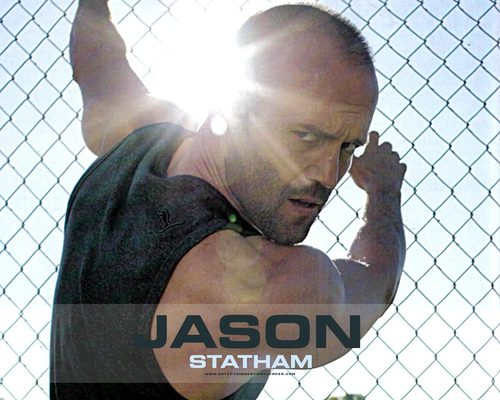 Jason Statham wolpeyper entitled Jason Statham
