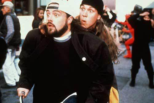 arrendajo, jay and Silent Bob