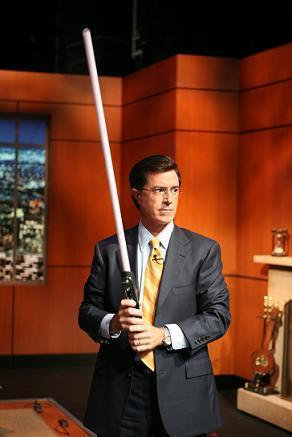 Stephen Colbert wallpaper called Jedi Stephen